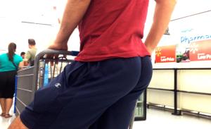 Epic butt!