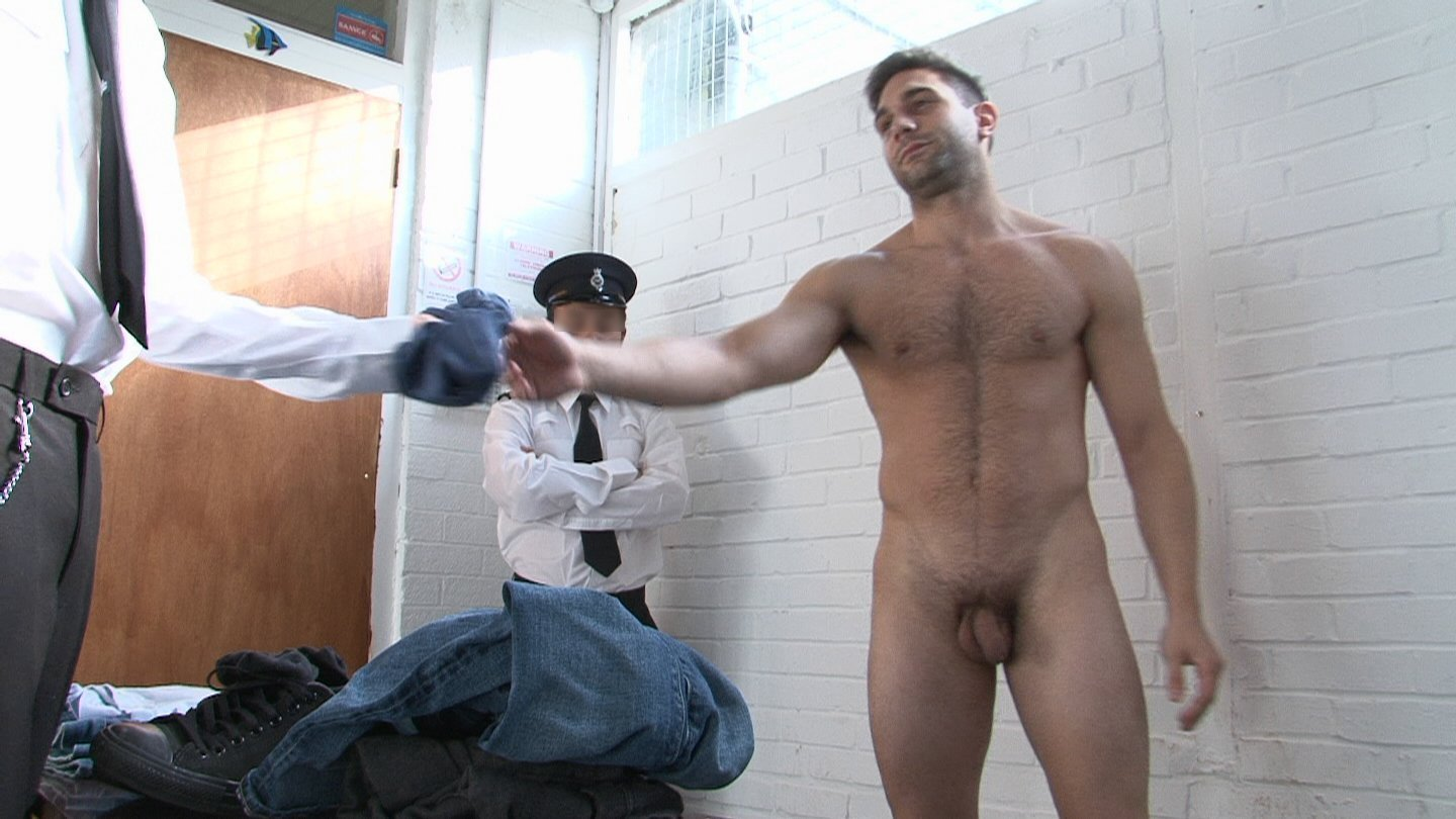 hot men from prison naked