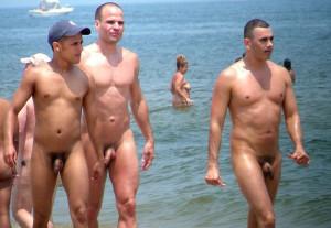 nude beach couples