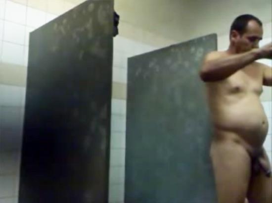 public showers
