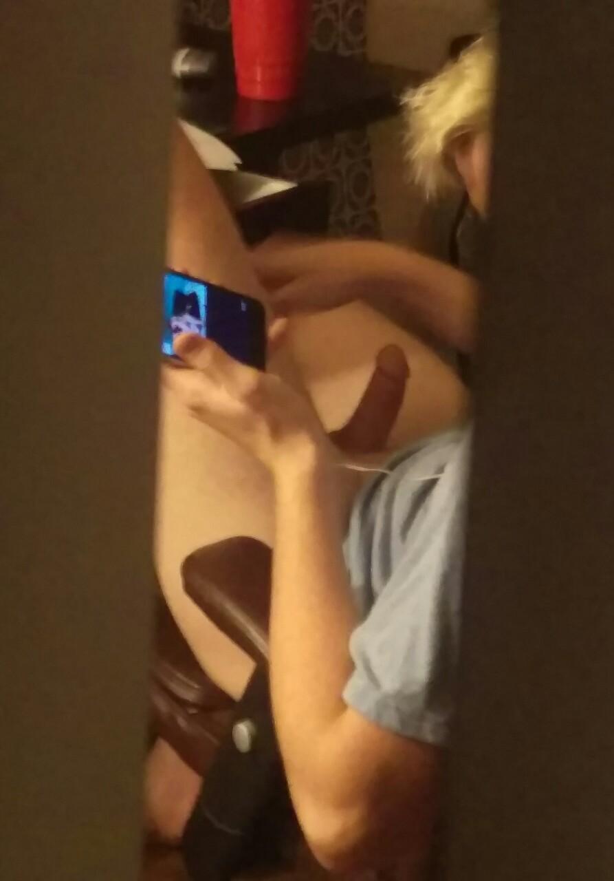 roommate caught