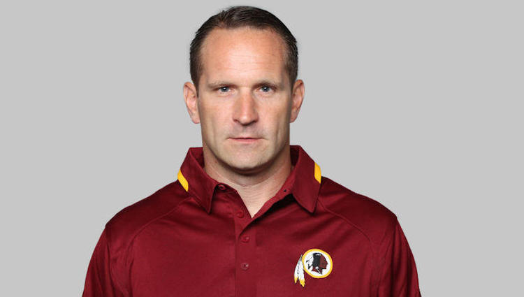 red skins coach