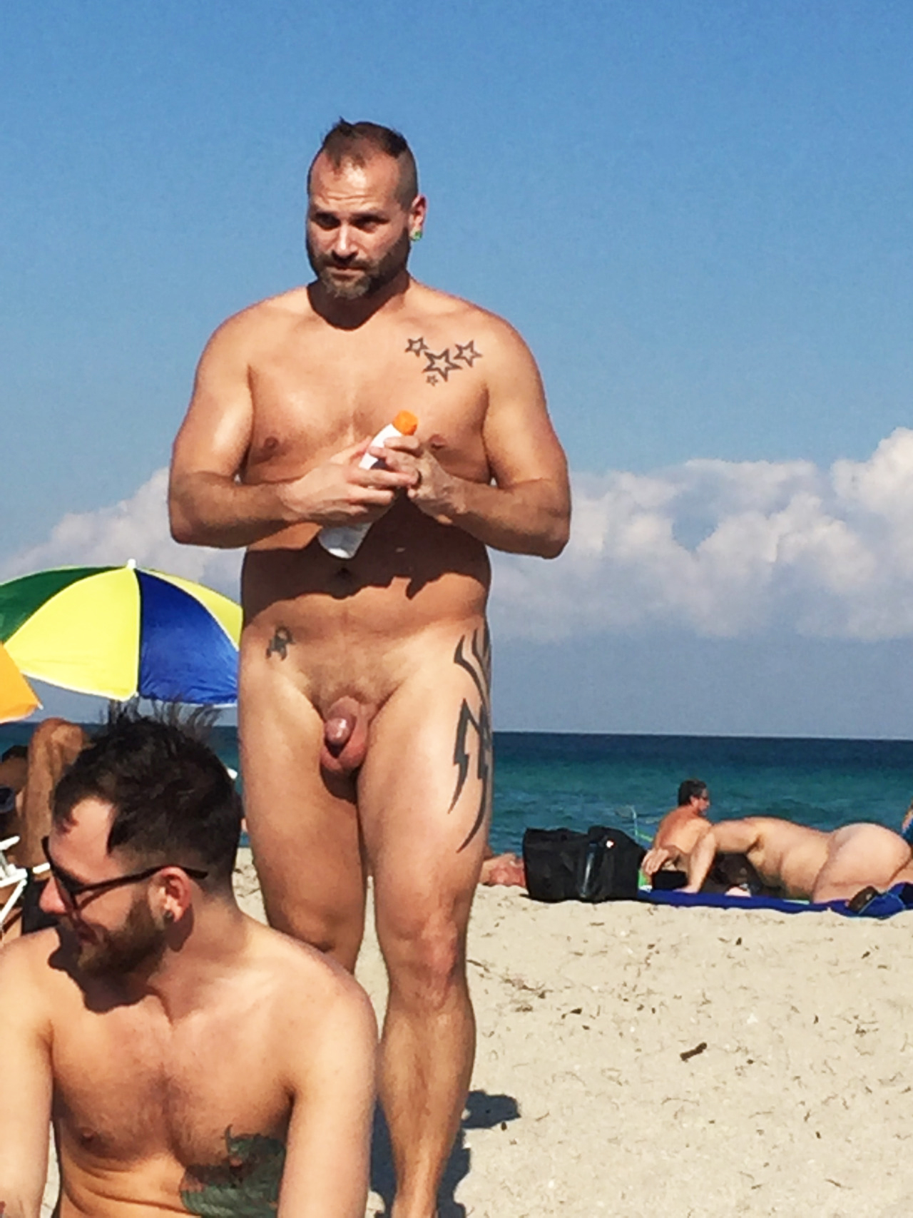 At Beach Men Naked The#3
