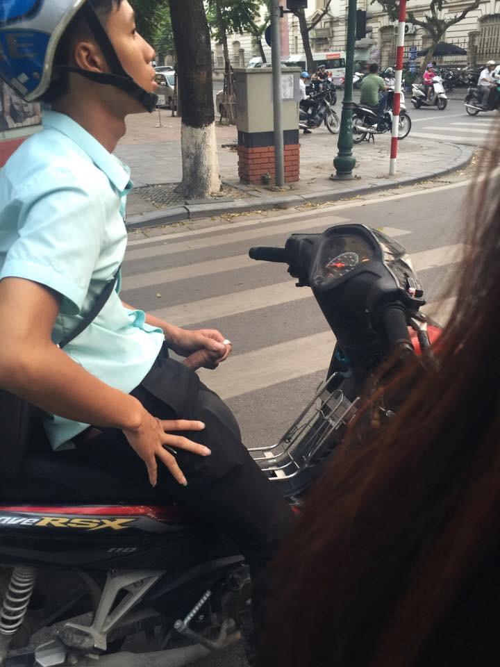 Riding Dick Really Hard