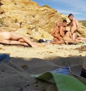 Elia Beach Mykonos Greece