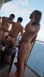 cruise ship fuckfest
